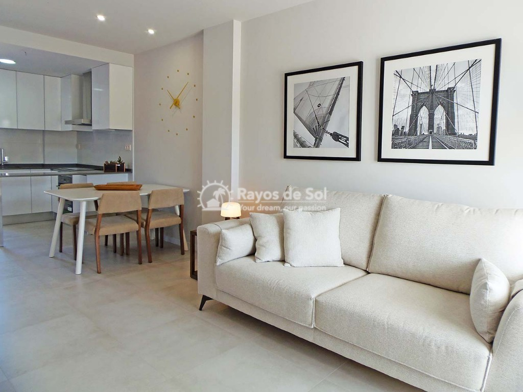 Ground Floor Apartment  in Mil Palmeras, Costa Blanca (garda-gfb) - 5