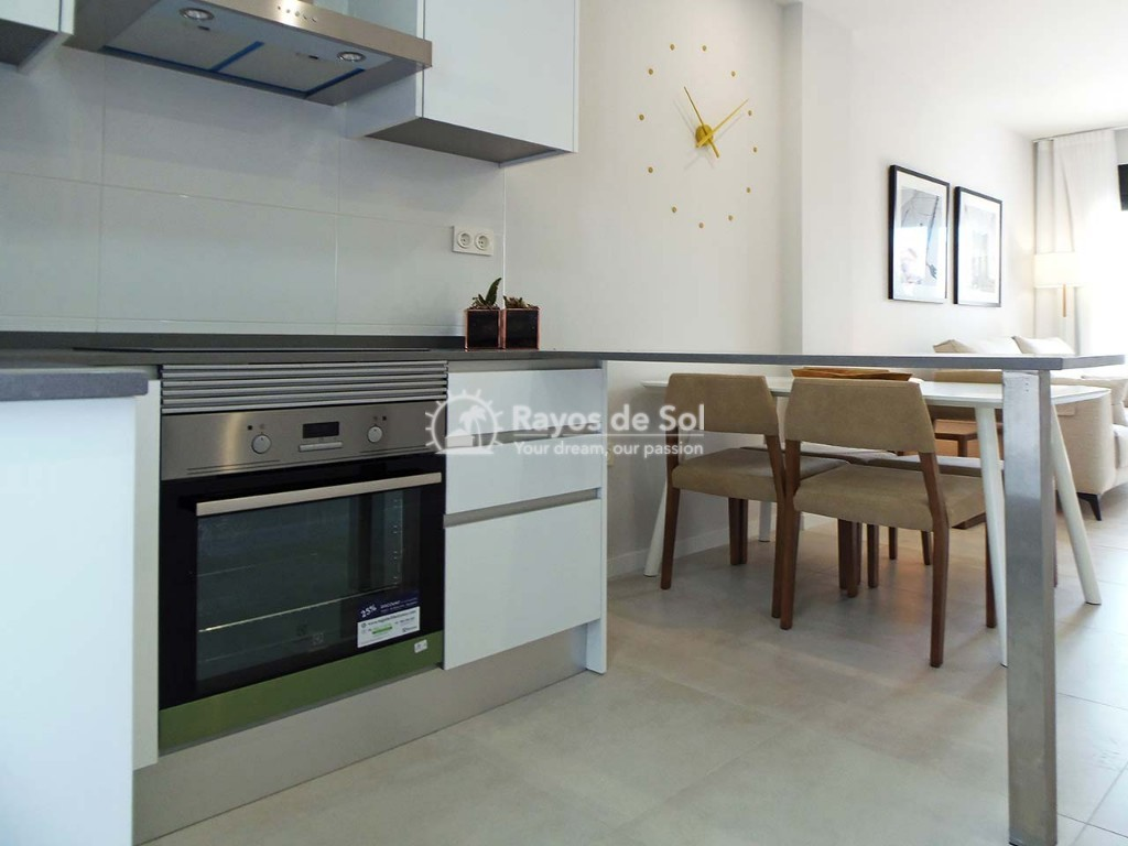 Ground Floor Apartment  in Mil Palmeras, Costa Blanca (garda-gfb) - 9
