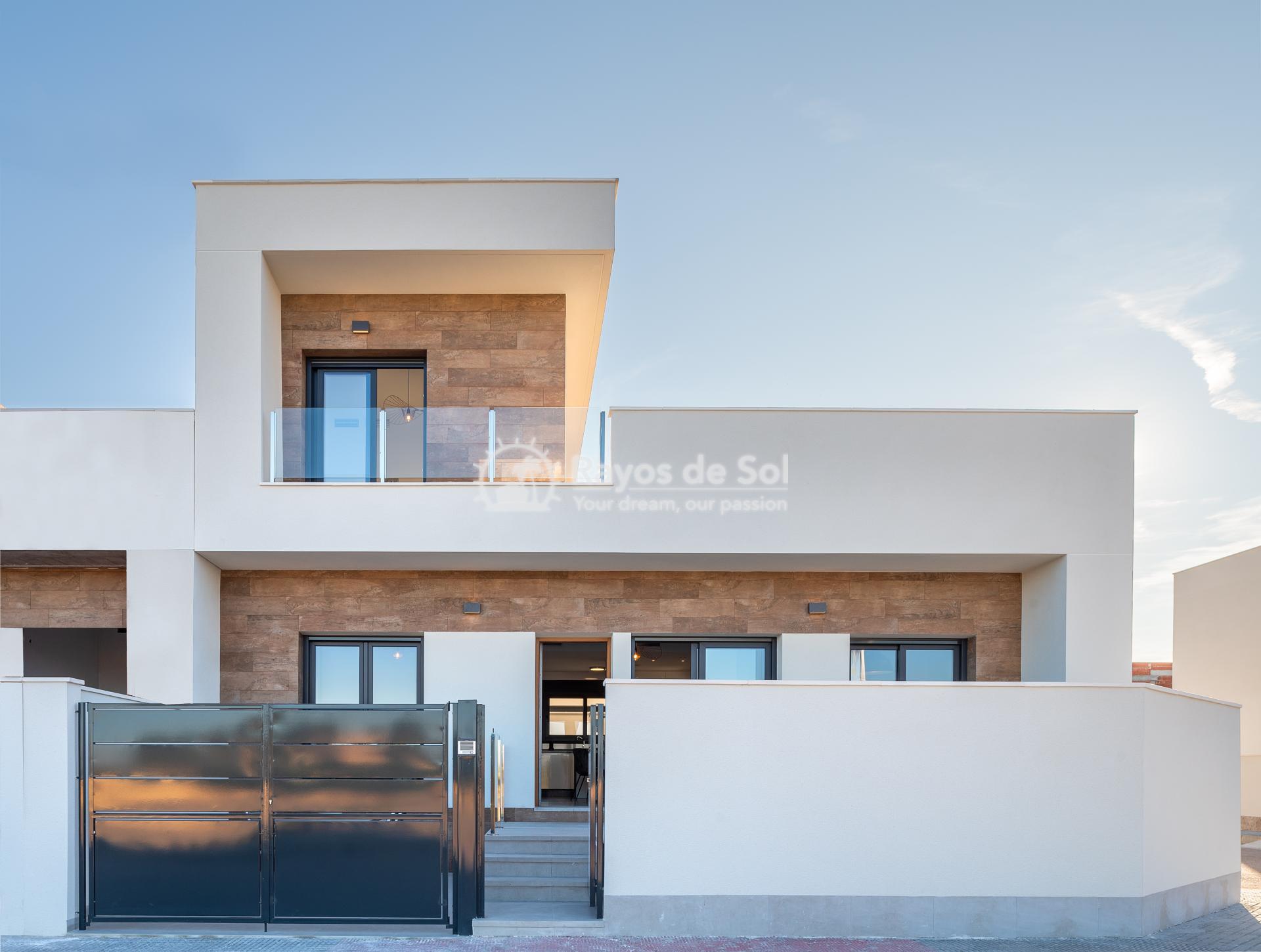 Villa  in Daya Vieja, Costa Blanca (novomar3-f2-3d) - 1