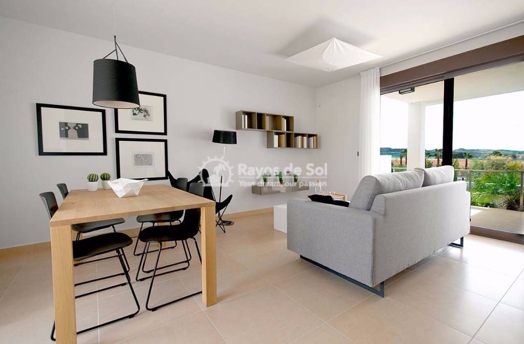 Ground Floor Apartment  in La finca Golf, Algorfa, Costa Blanca (lagos-garda-gf) - 5