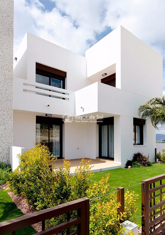 Ground Floor Apartment  in La finca Golf, Algorfa, Costa Blanca (lagos-garda-gf) - 13