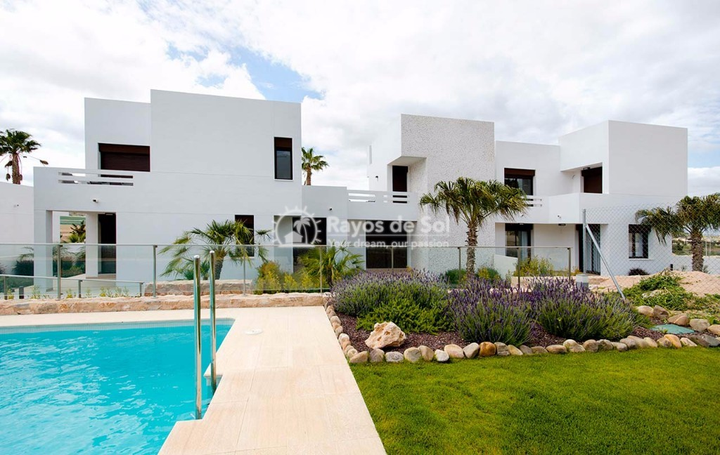 Ground Floor Apartment  in La finca Golf, Algorfa, Costa Blanca (lagos-garda-gf) - 16