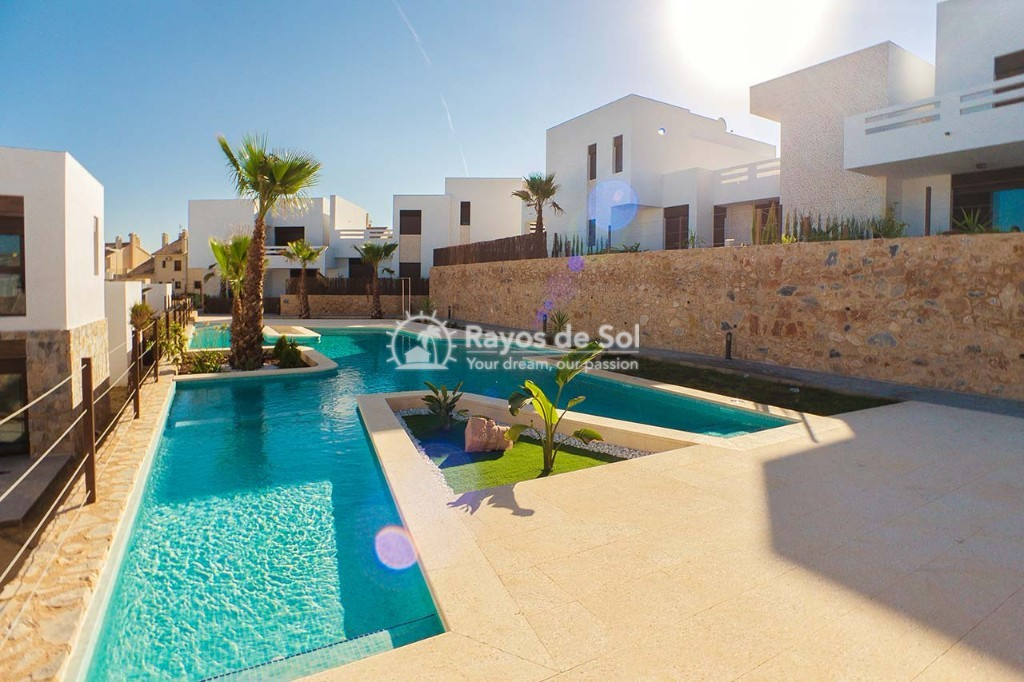 Ground Floor Apartment  in La finca Golf, Algorfa, Costa Blanca (lagos-garda-gf) - 21