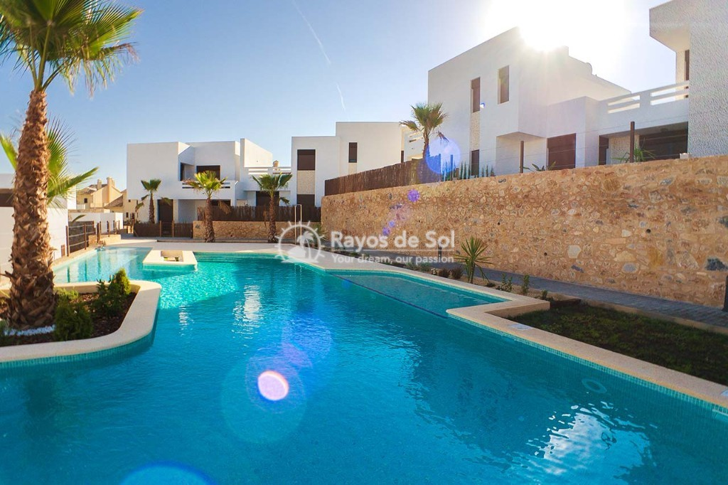 Ground Floor Apartment  in La finca Golf, Algorfa, Costa Blanca (lagos-garda-gf) - 22