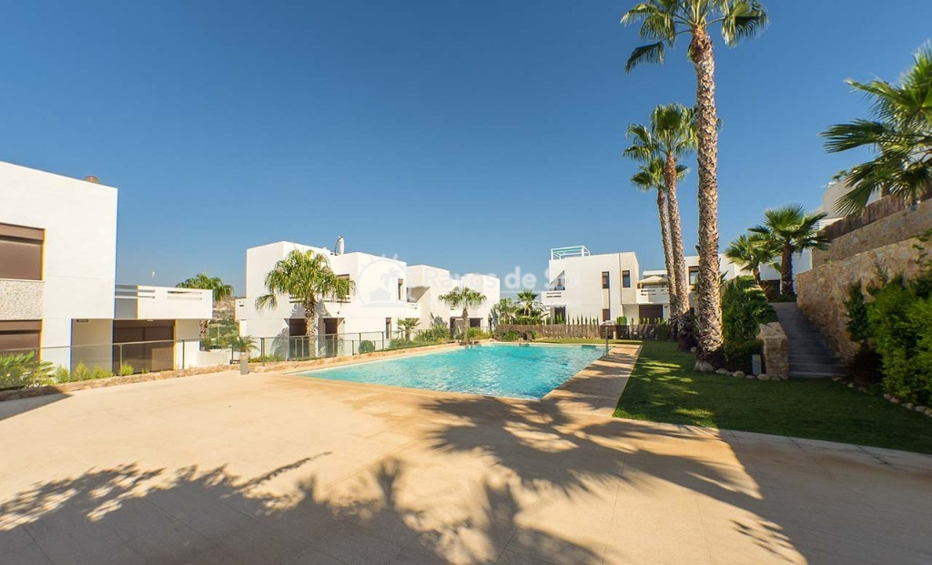 Ground Floor Apartment  in La finca Golf, Algorfa, Costa Blanca (lagos-garda-gf) - 24