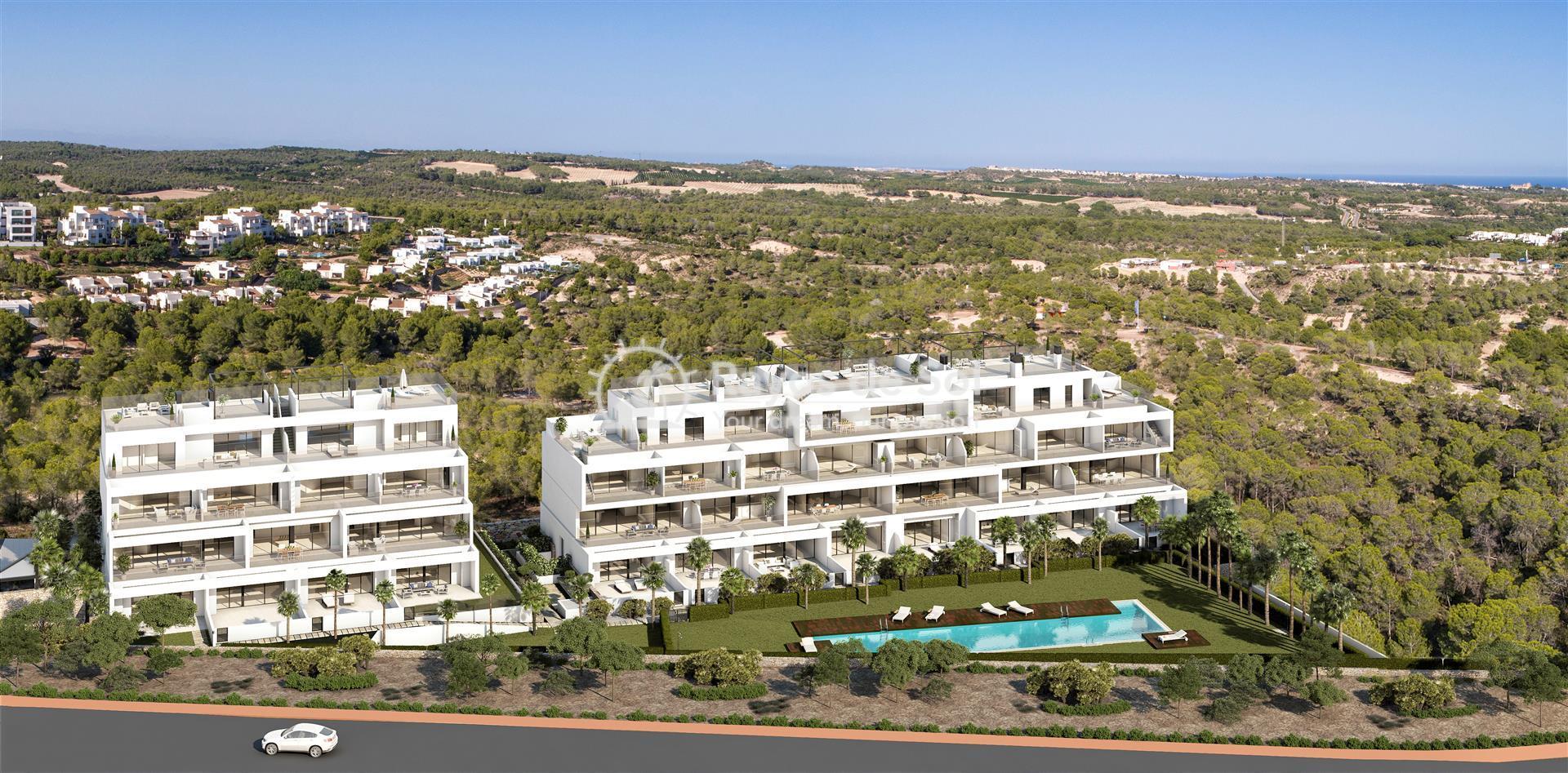 Apartment  in Las Colinas, Orihuela Costa, Costa Blanca (lcg-hinojo-2d) - 1