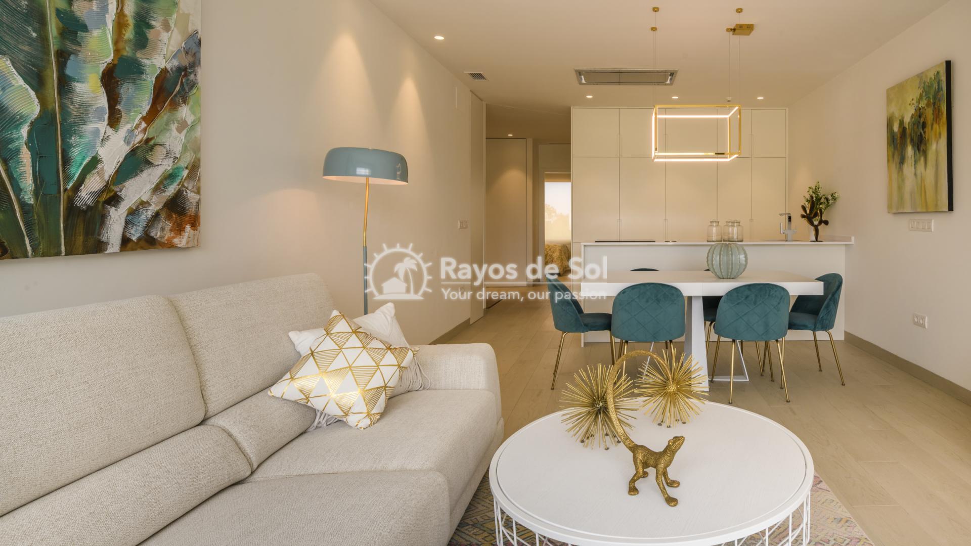 Apartment  in Las Colinas, Orihuela Costa, Costa Blanca (lcg-hinojo-2d) - 8