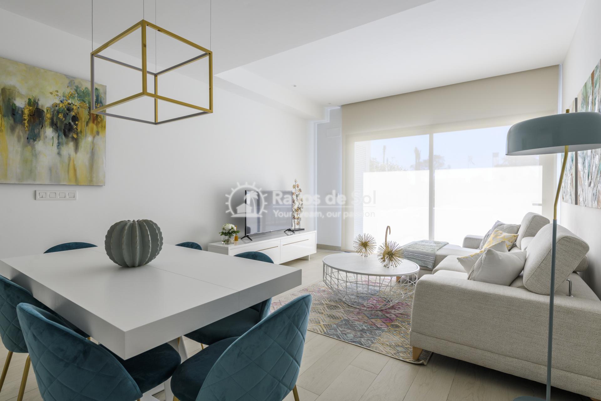 Apartment  in Las Colinas, Orihuela Costa, Costa Blanca (lcg-hinojo-2d) - 6