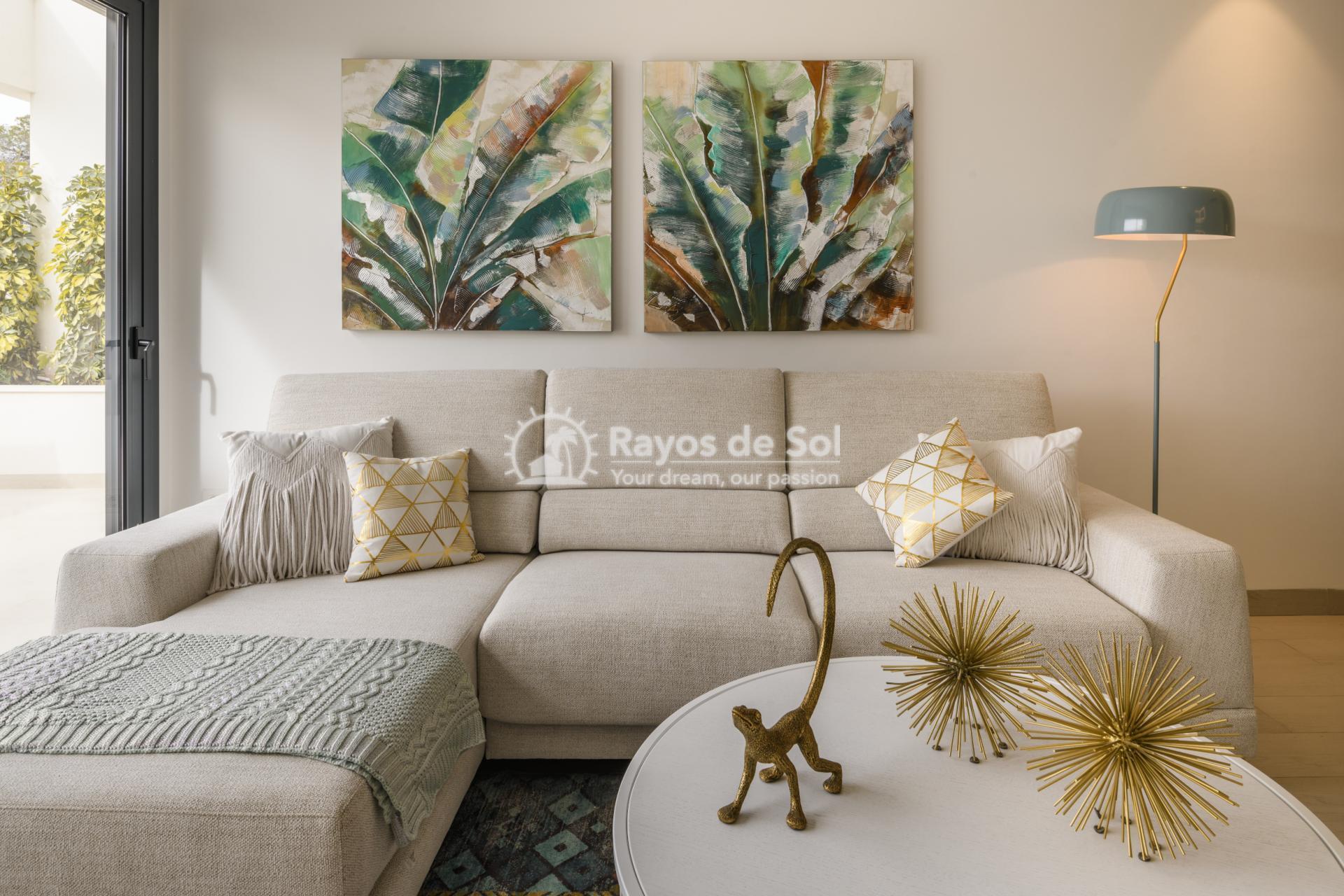 Apartment  in Las Colinas, Orihuela Costa, Costa Blanca (lcg-hinojo-2d) - 10