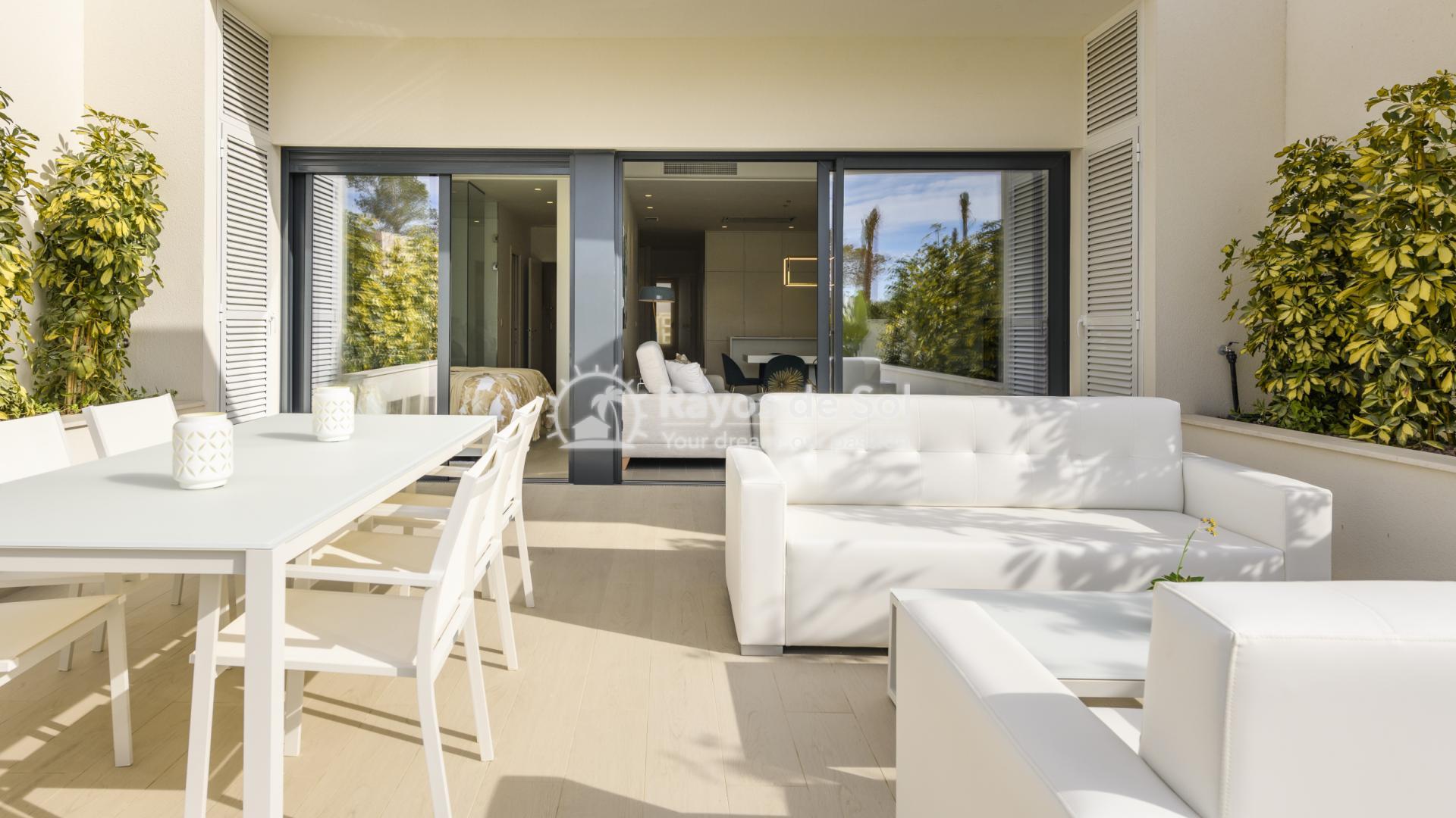 Apartment  in Las Colinas, Orihuela Costa, Costa Blanca (lcg-hinojo-2d) - 35