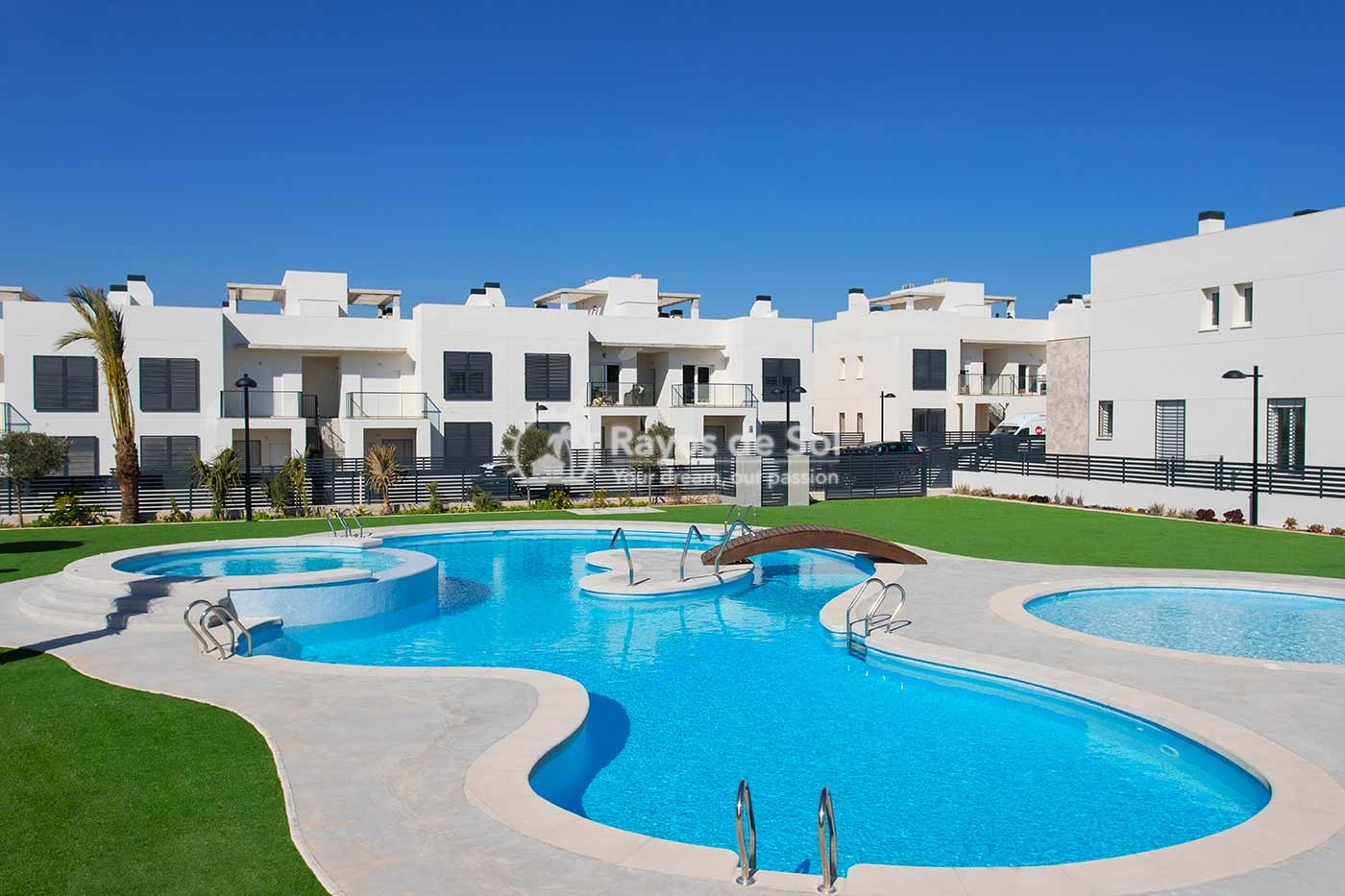 Ground Floor Apartment  in Torrevieja, Costa Blanca (breezes-gfb) - 1