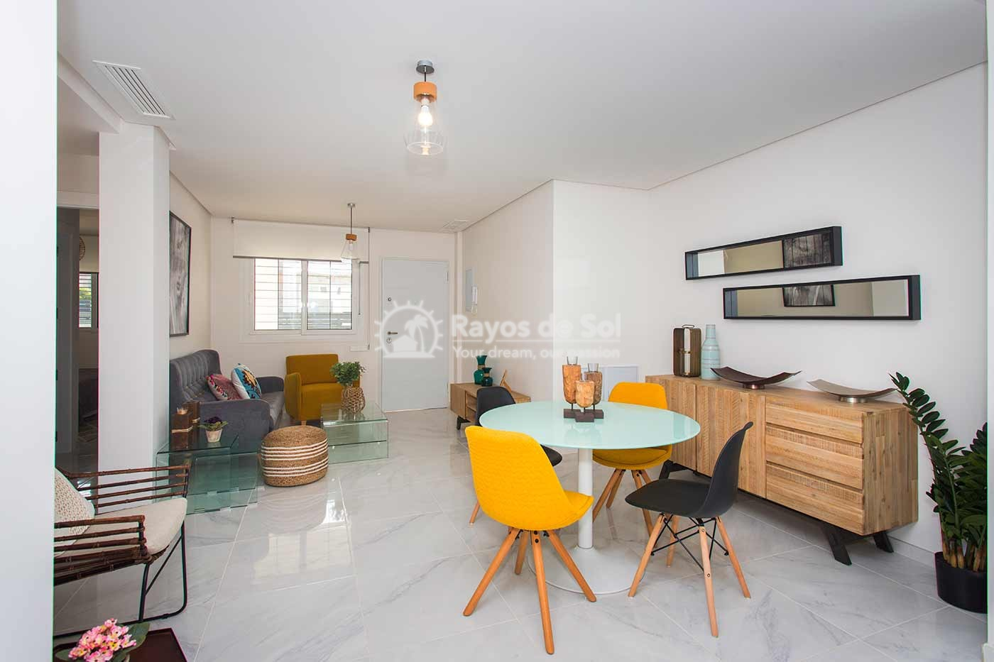 Ground Floor Apartment  in Torrevieja, Costa Blanca (breezes-gfb) - 5