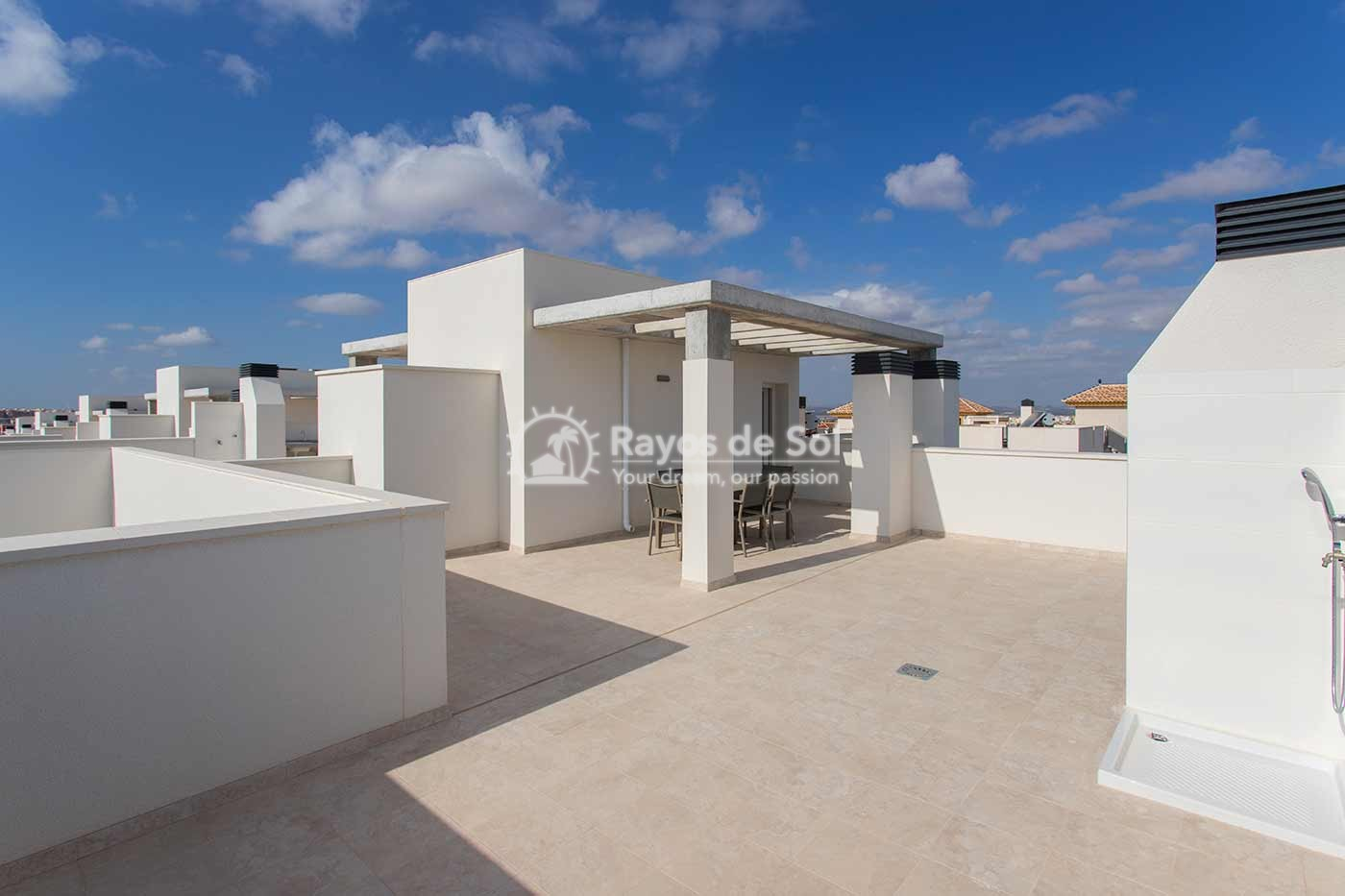 Penthouse  in Torrevieja, Costa Blanca (breezes-tfb) - 21