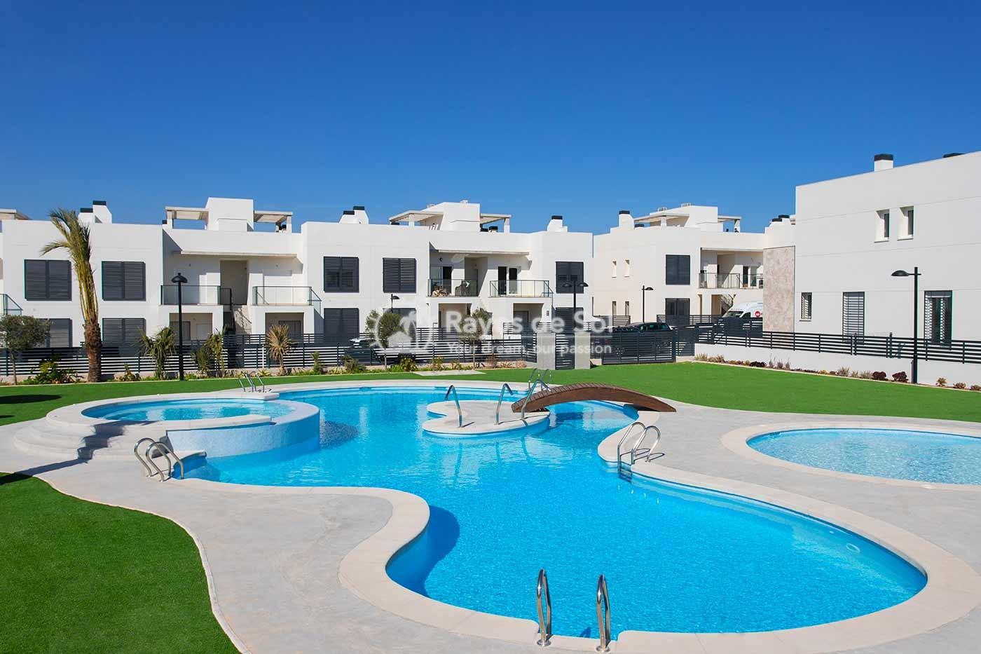 Penthouse  in Torrevieja, Costa Blanca (breezes-tfb) - 1