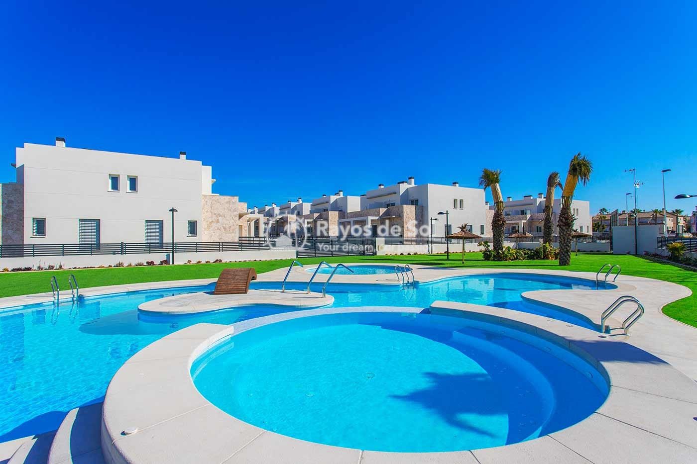 Villa  in Torrevieja, Costa Blanca (breezes-quad) - 25