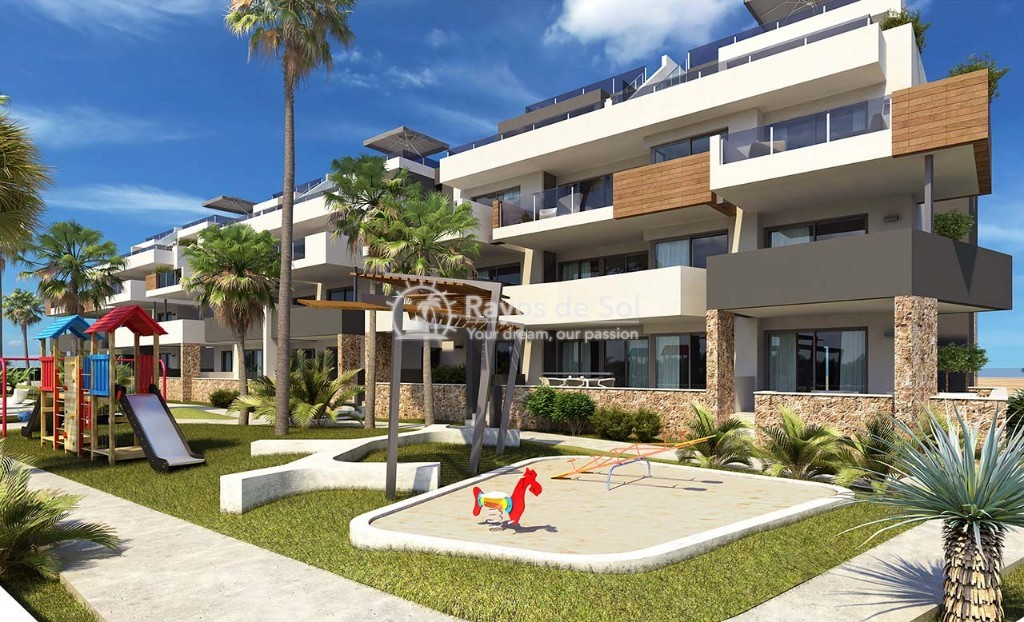 Keyready penthouse  in Orihuela Costa, Costa Blanca (amanecer3-ph) - 1