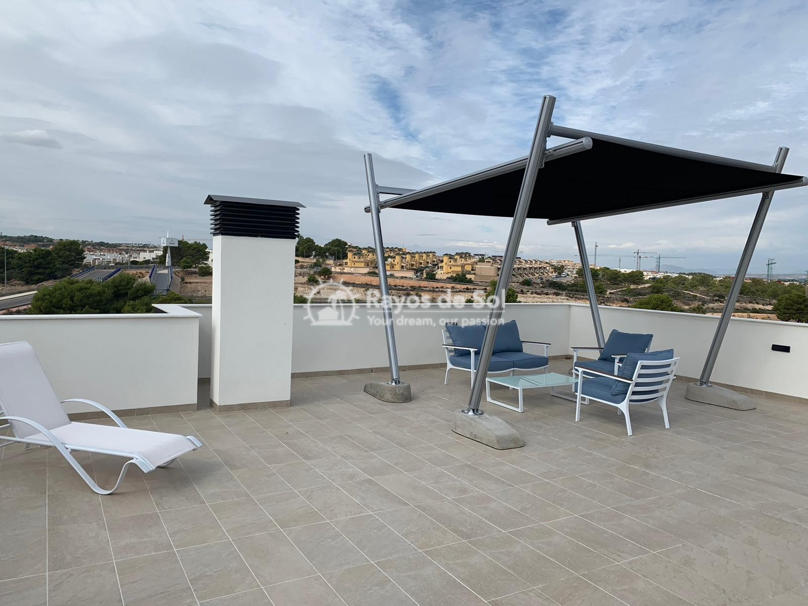 Keyready penthouse  in Orihuela Costa, Costa Blanca (amanecer3-ph) - 17