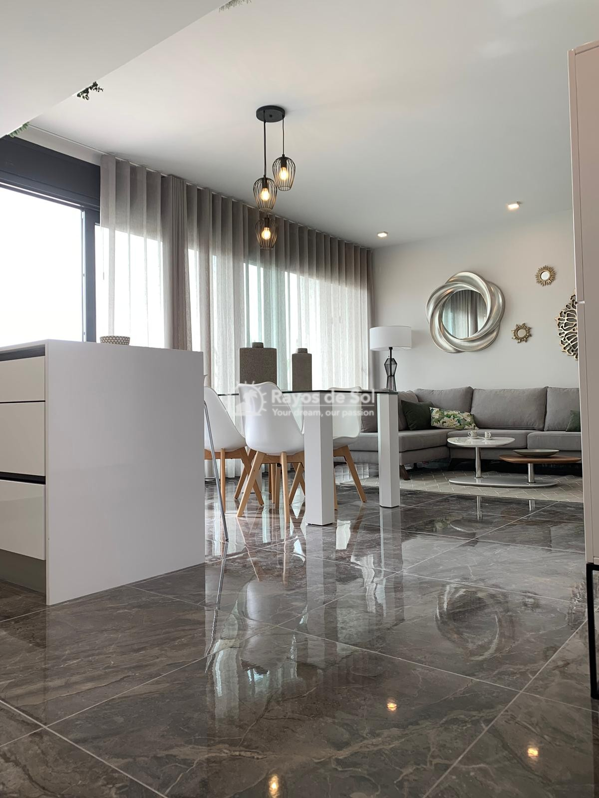 Keyready penthouse  in Orihuela Costa, Costa Blanca (amanecer3-ph) - 2