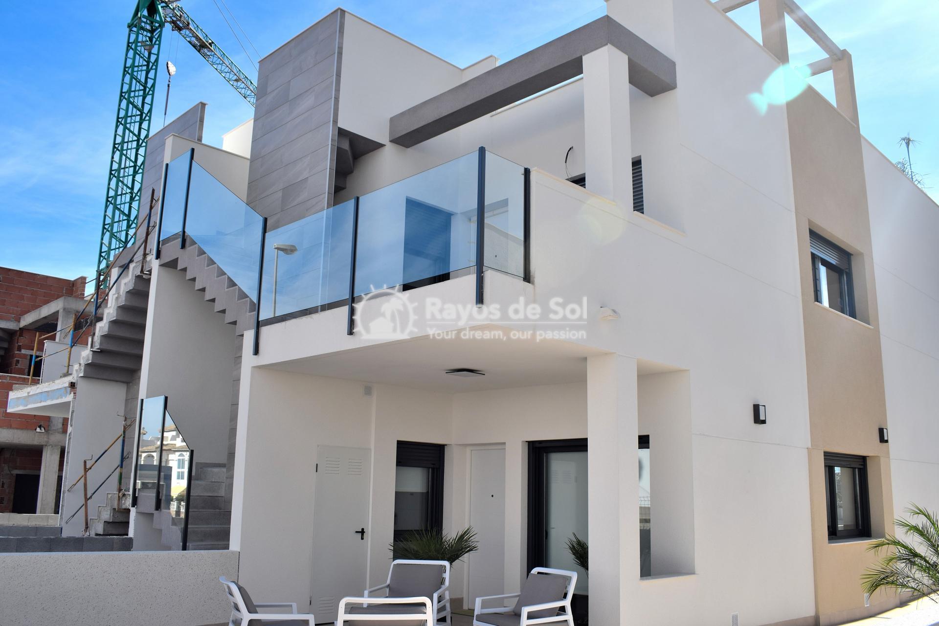 Ground Floor Apartment  in Punta Prima, Orihuela Costa, Costa Blanca (arenab-gf) - 2