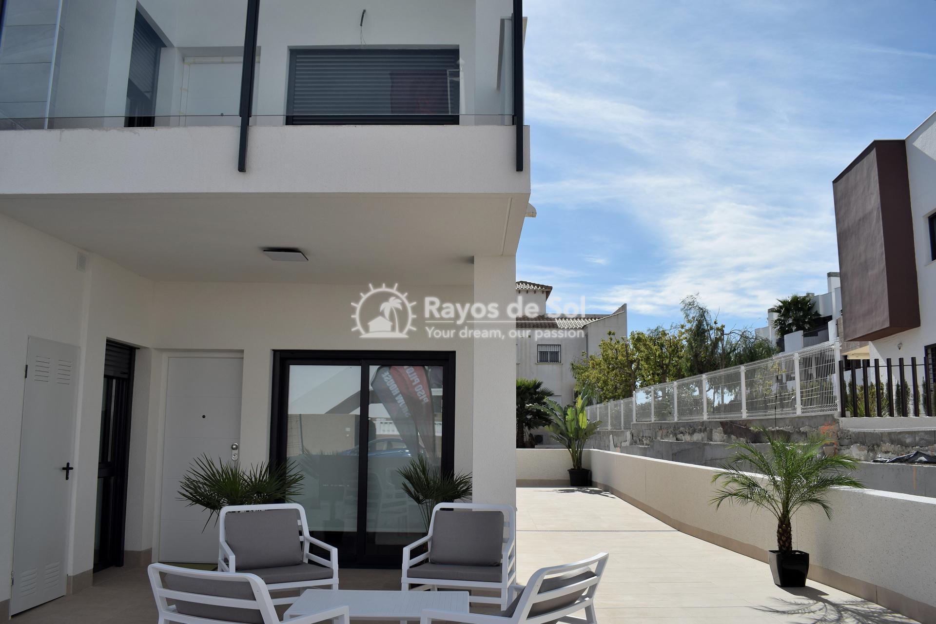 Ground Floor Apartment  in Punta Prima, Orihuela Costa, Costa Blanca (arenab-gf) - 3