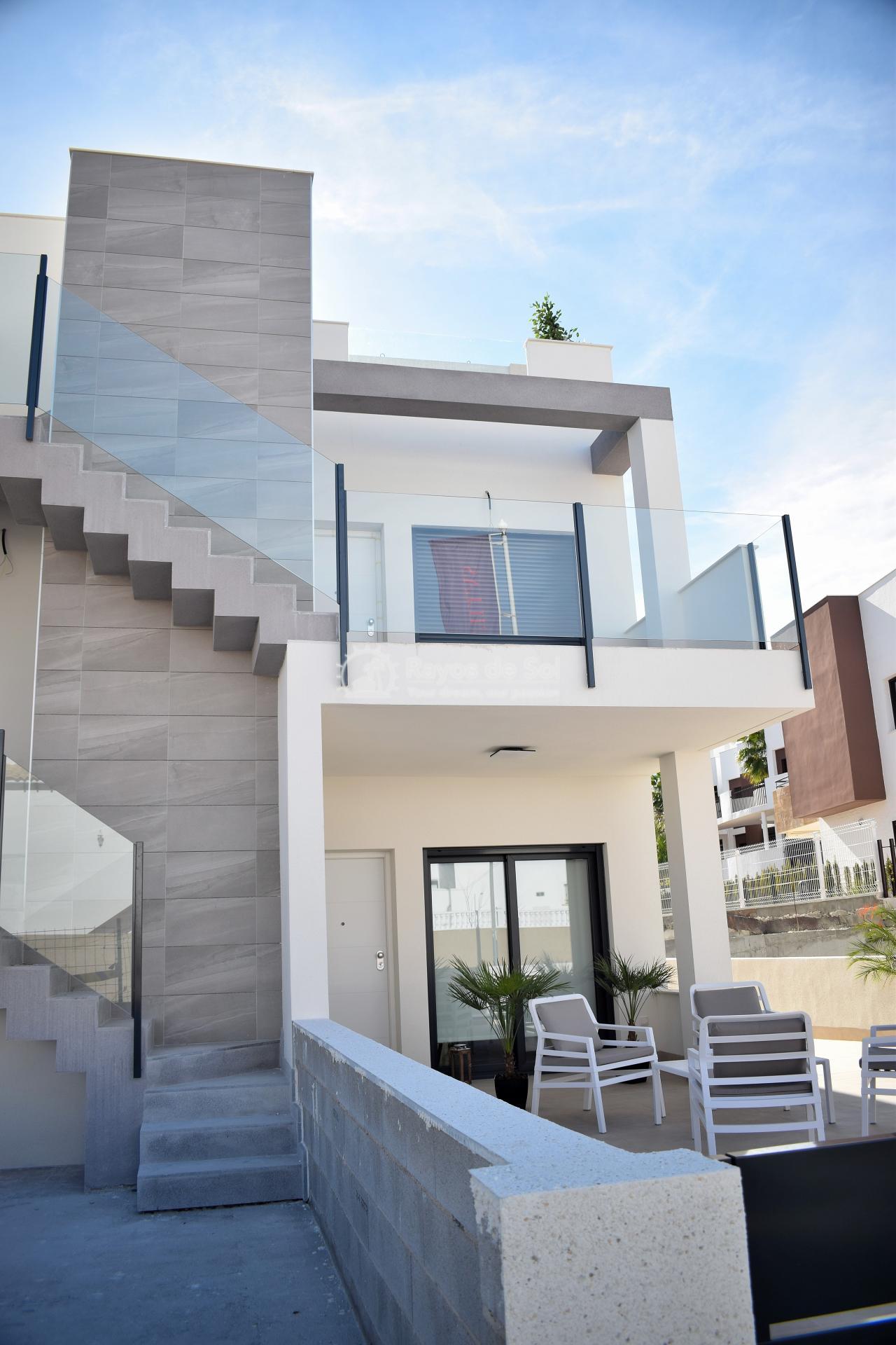 Ground Floor Apartment  in Punta Prima, Orihuela Costa, Costa Blanca (arenab-gf) - 1