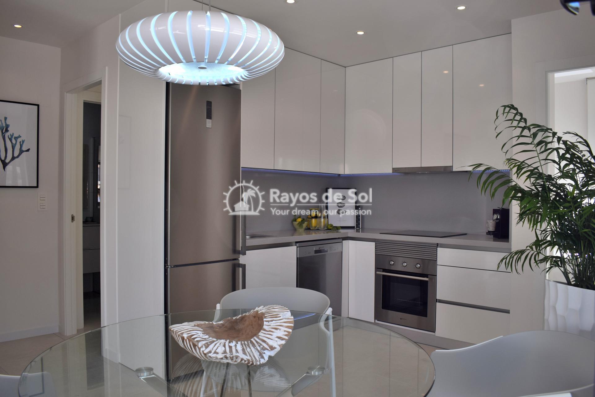Ground Floor Apartment  in Punta Prima, Orihuela Costa, Costa Blanca (arenab-gf) - 12