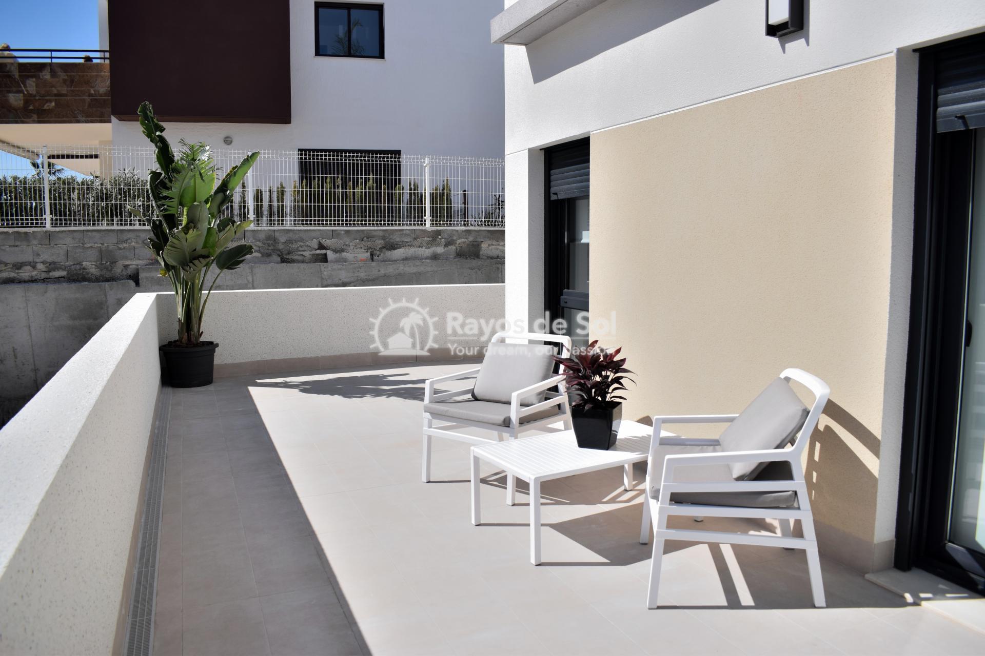 Ground Floor Apartment  in Punta Prima, Orihuela Costa, Costa Blanca (arenab-gf) - 35