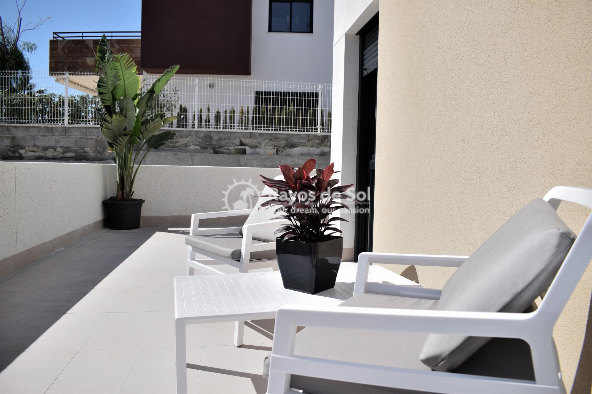 Ground Floor Apartment  in Punta Prima, Orihuela Costa, Costa Blanca (arenab-gf) - 36