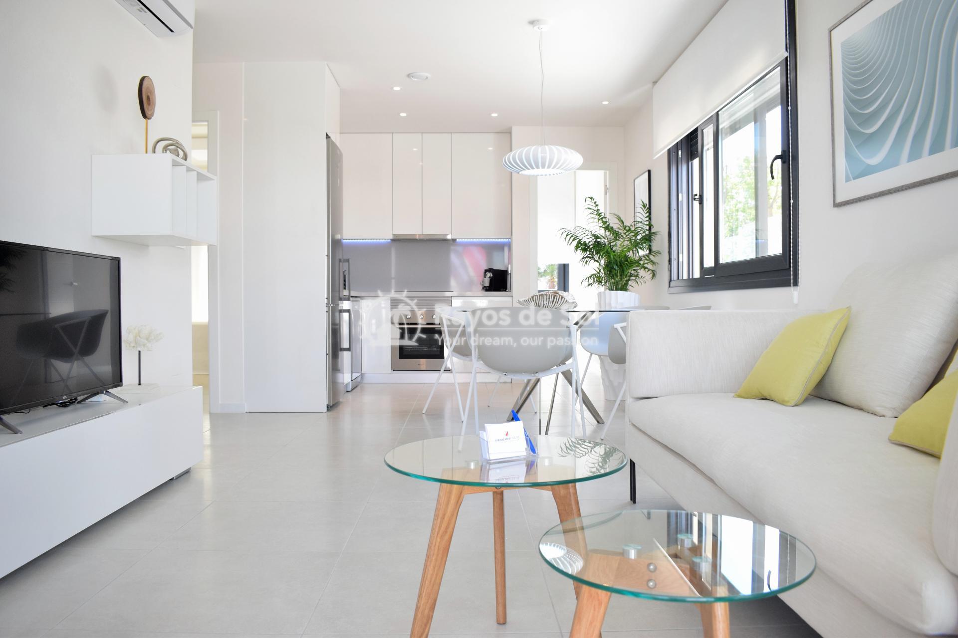 Ground Floor Apartment  in Punta Prima, Orihuela Costa, Costa Blanca (arenab-gf) - 6