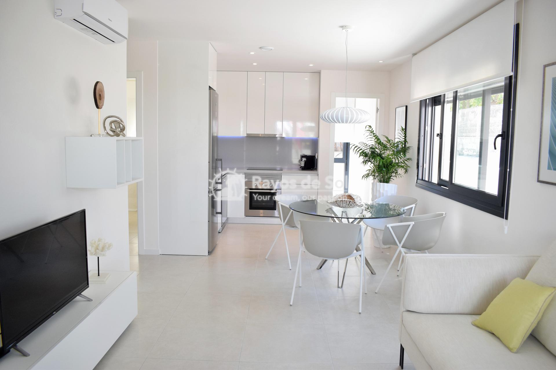 Ground Floor Apartment  in Punta Prima, Orihuela Costa, Costa Blanca (arenab-gf) - 9