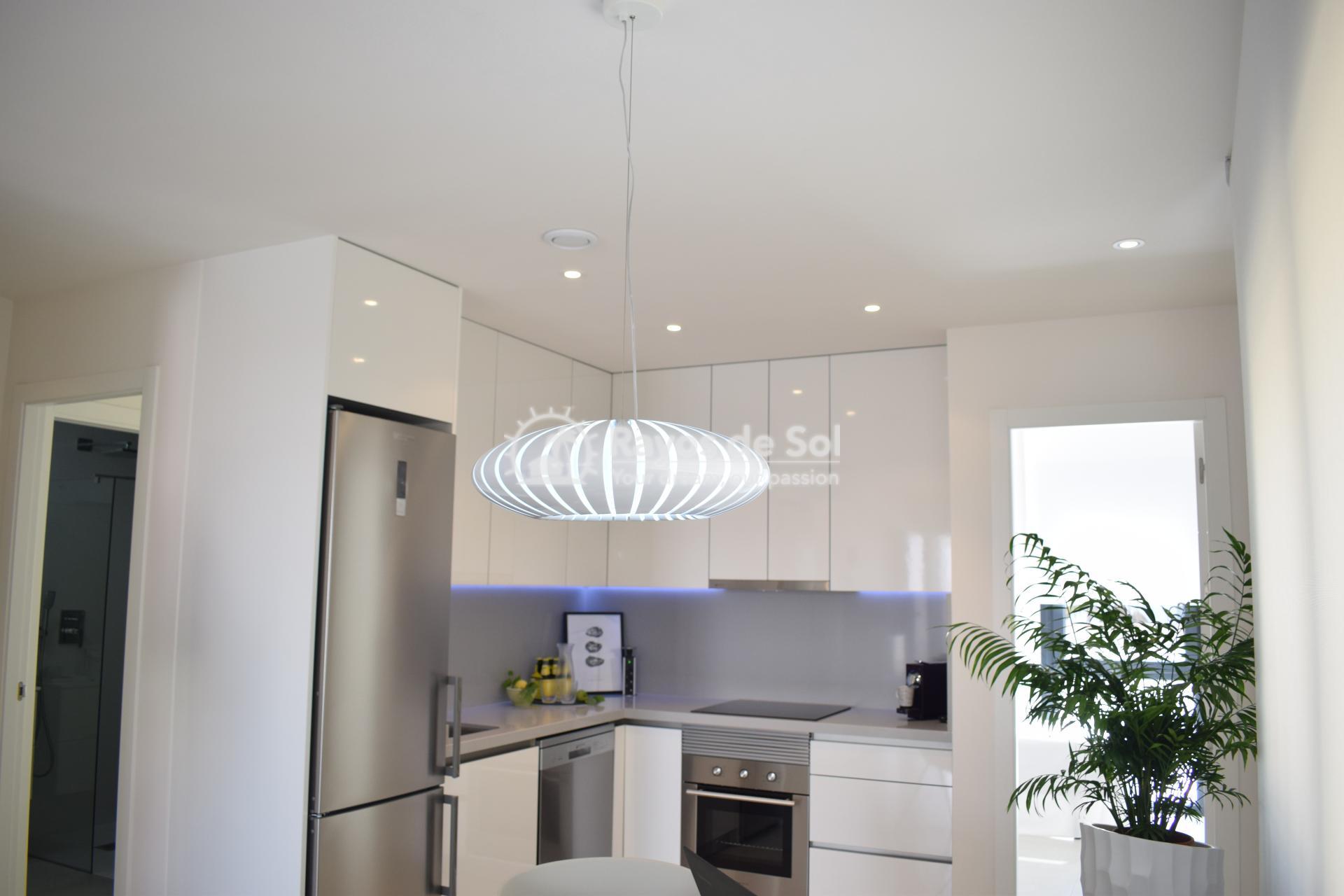 Ground Floor Apartment  in Punta Prima, Orihuela Costa, Costa Blanca (arenab-gf) - 14