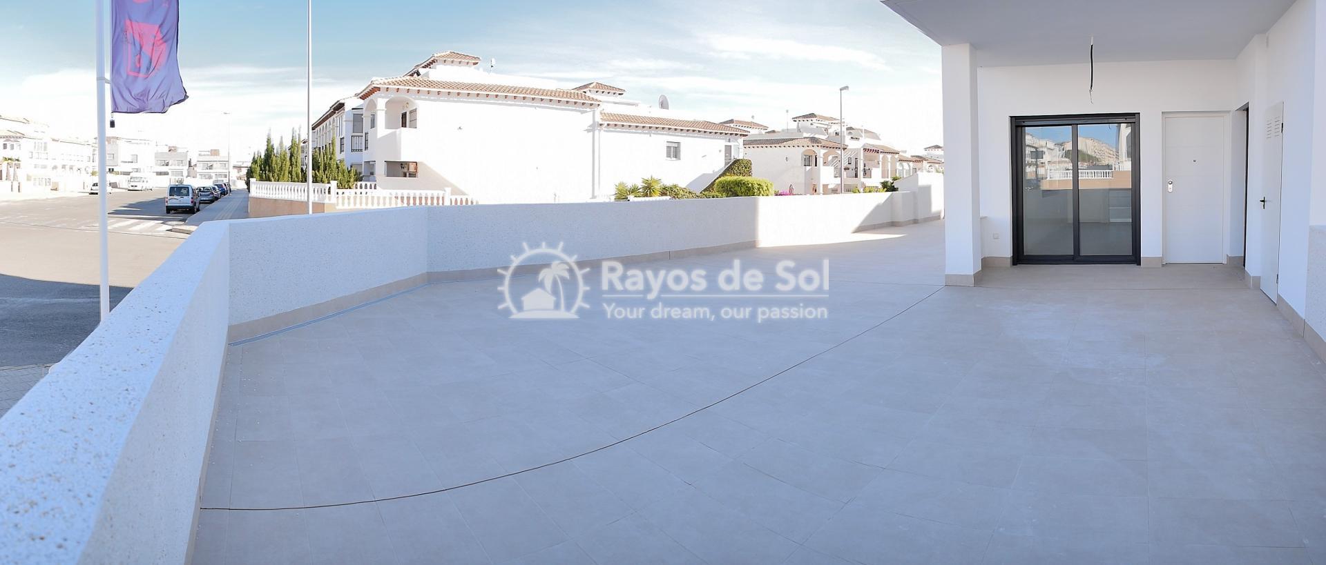 Ground Floor Apartment  in Punta Prima, Orihuela Costa, Costa Blanca (arenab-gf) - 37