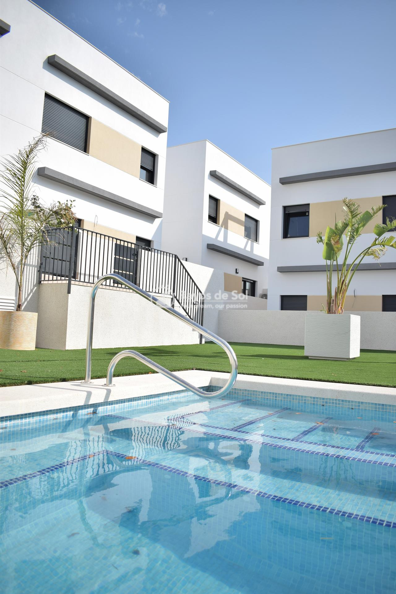 Ground Floor Apartment  in Punta Prima, Orihuela Costa, Costa Blanca (arenab-gf) - 42