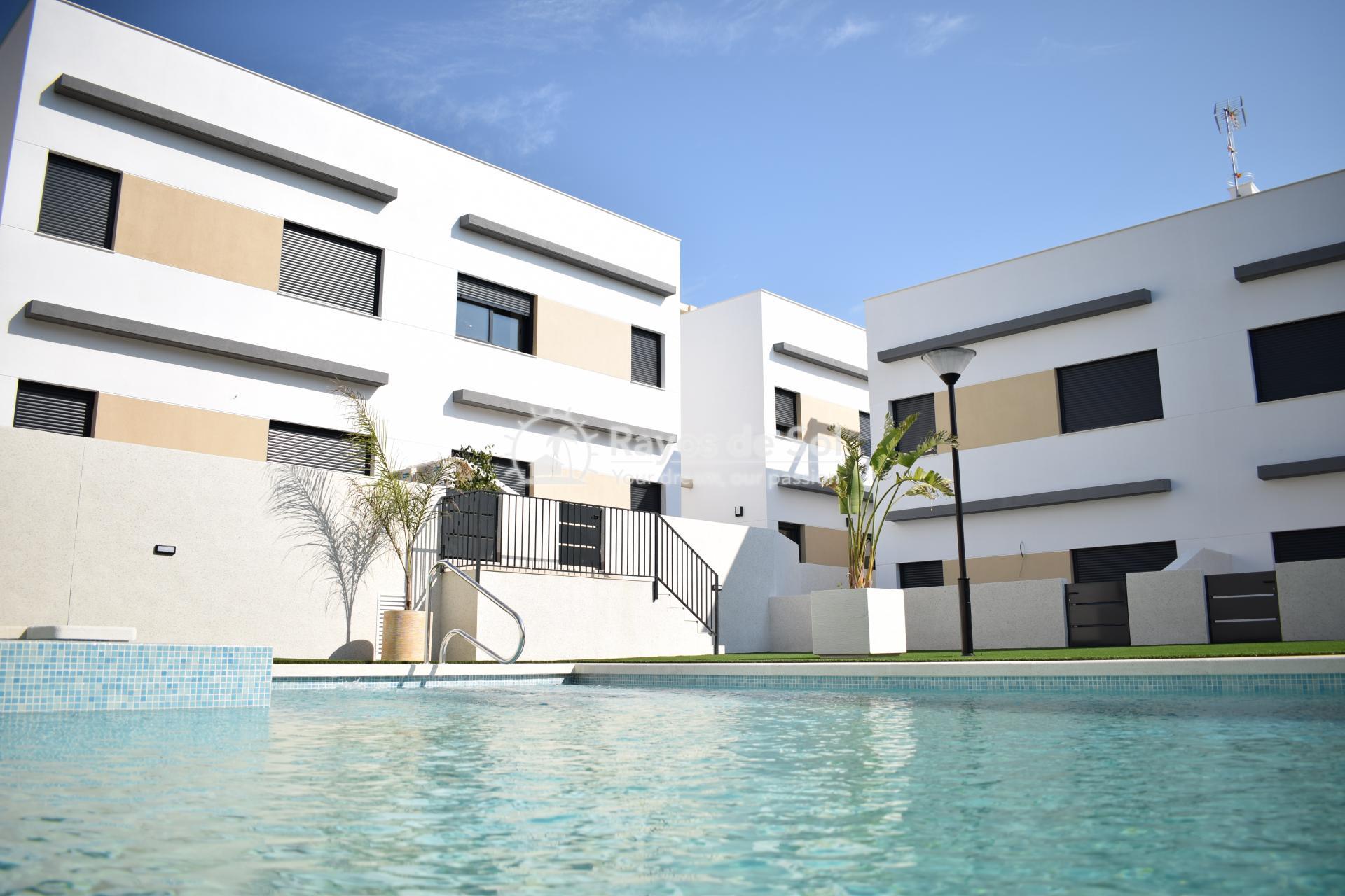 Ground Floor Apartment  in Punta Prima, Orihuela Costa, Costa Blanca (arenab-gf) - 41