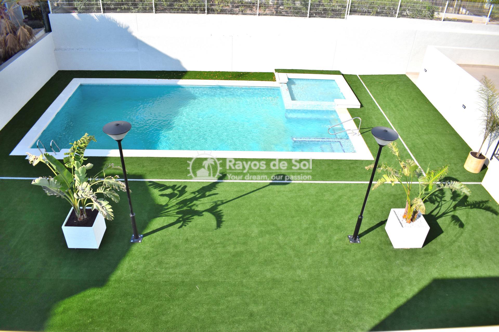 Ground Floor Apartment  in Punta Prima, Orihuela Costa, Costa Blanca (arenab-gf) - 39