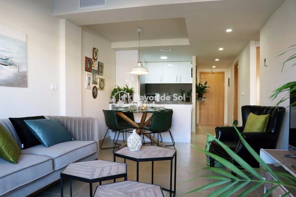 Apartment  in Santa Pola, Costa Blanca (bahiaplaya) - 2