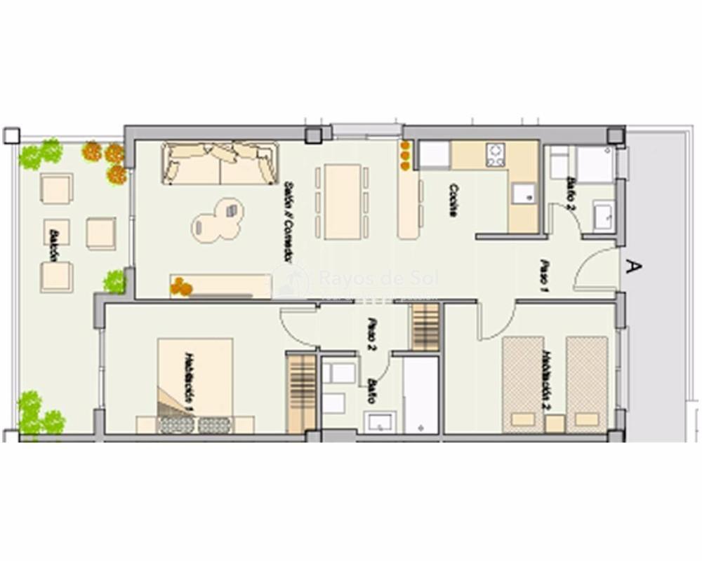 Apartment  in Santa Pola, Costa Blanca (bahiaplaya) - 25