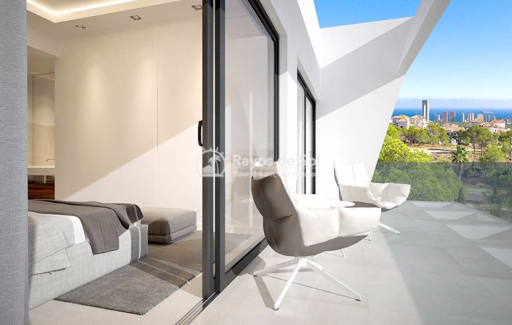 Villa  in Finestrat, Costa Blanca (infinityblue) - 10