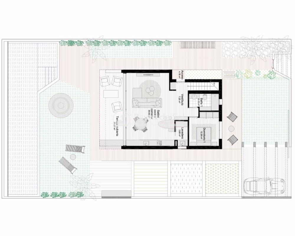 Villa  in Finestrat, Costa Blanca (infinityblue) - 19