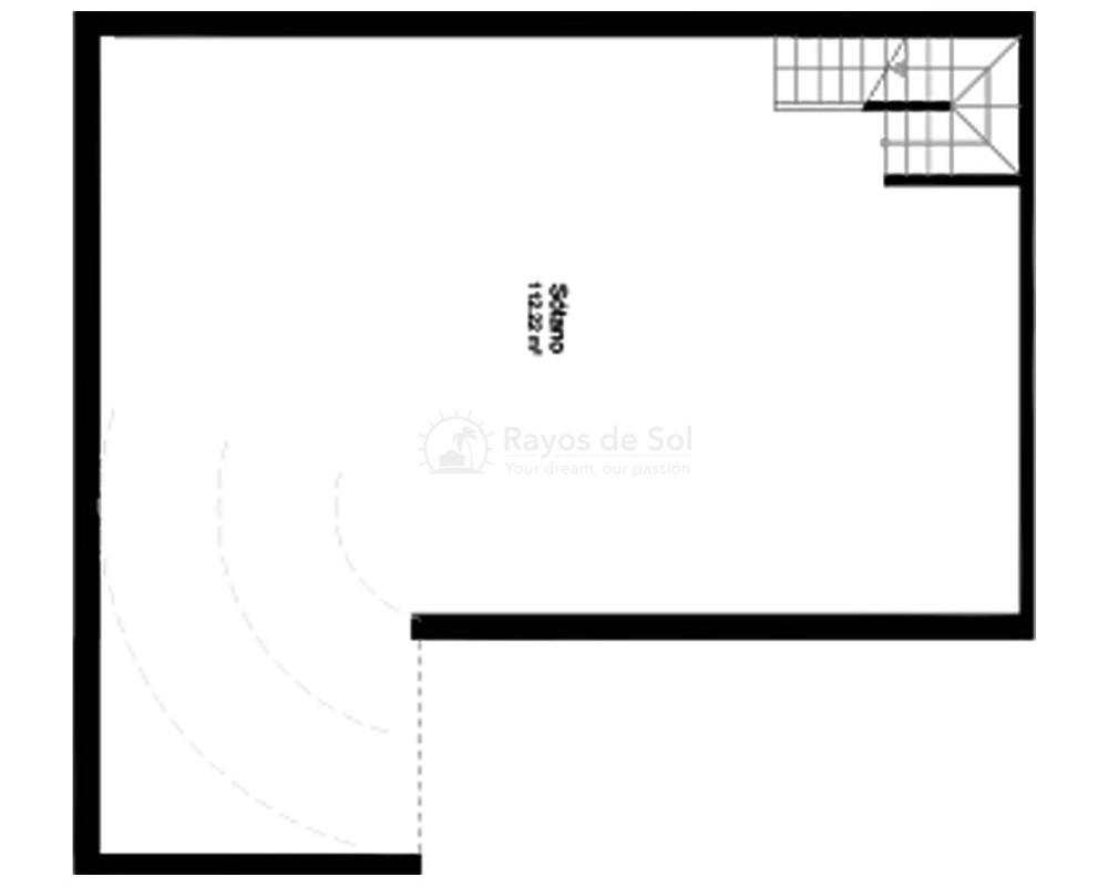 Villa  in Finestrat, Costa Blanca (infinityblue) - 22