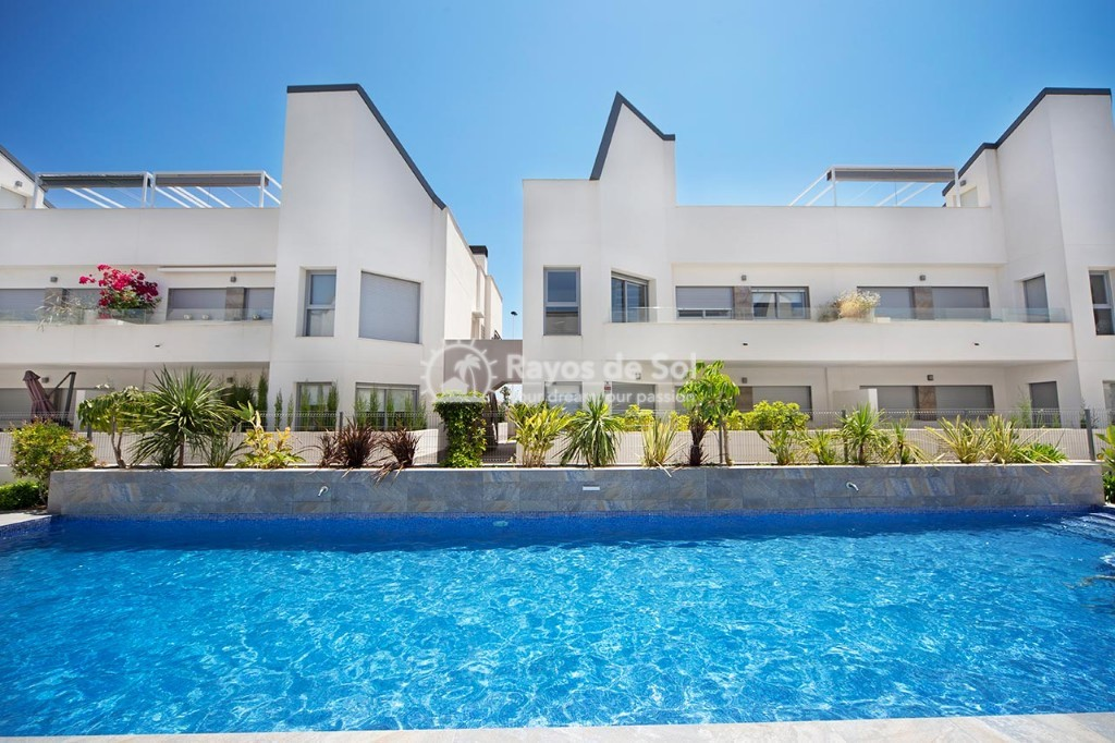 Ground Floor Apartment  in Torrevieja, Costa Blanca (vamalia2-gf-3d) - 1