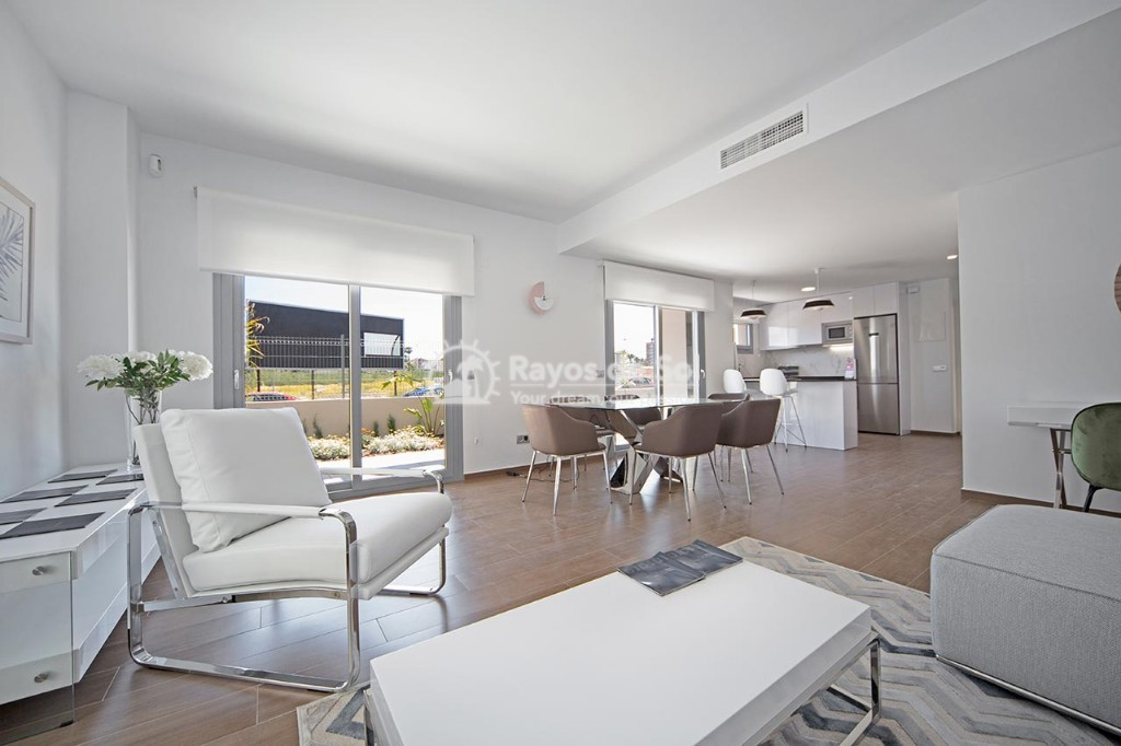 Ground Floor Apartment  in Torrevieja, Costa Blanca (vamalia2-gf-3d) - 5