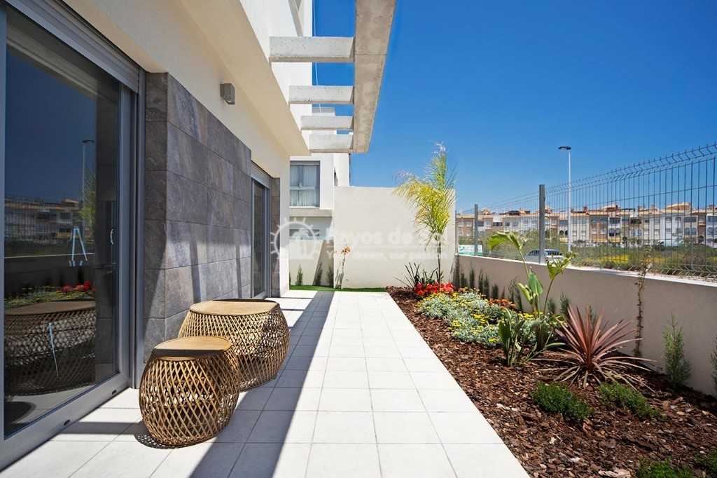 Ground Floor Apartment  in Torrevieja, Costa Blanca (vamalia2-gf-3d) - 26