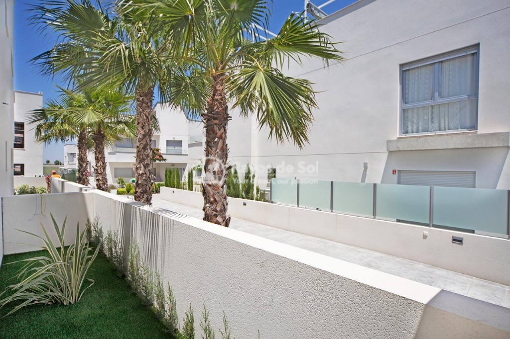 Ground Floor Apartment  in Torrevieja, Costa Blanca (vamalia2-gf-3d) - 28