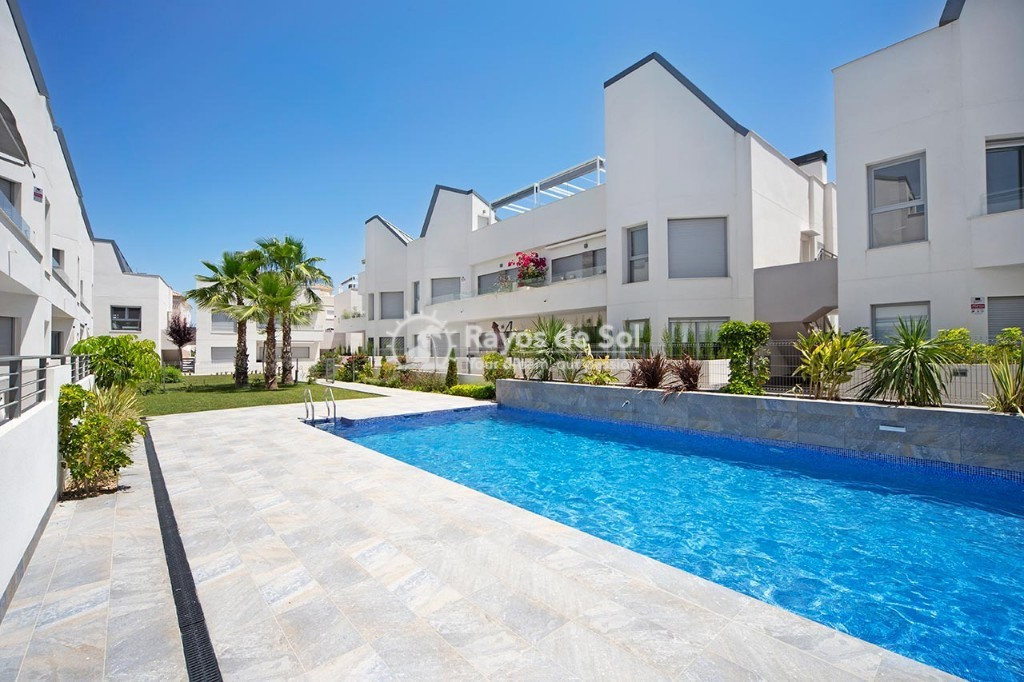 Ground Floor Apartment  in Torrevieja, Costa Blanca (vamalia2-gf-3d) - 30