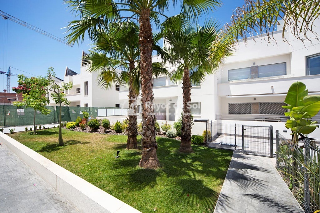 Ground Floor Apartment  in Torrevieja, Costa Blanca (vamalia2-gf-3d) - 33
