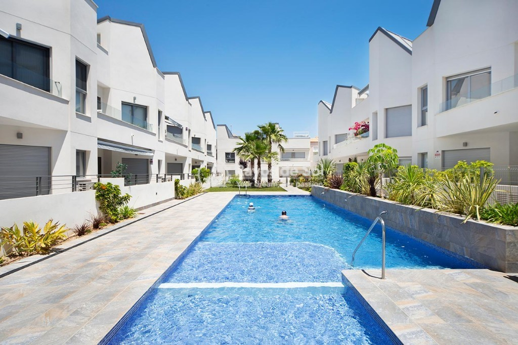 Townhouse  in Torrevieja, Costa Blanca (vamalia2-semid) - 34