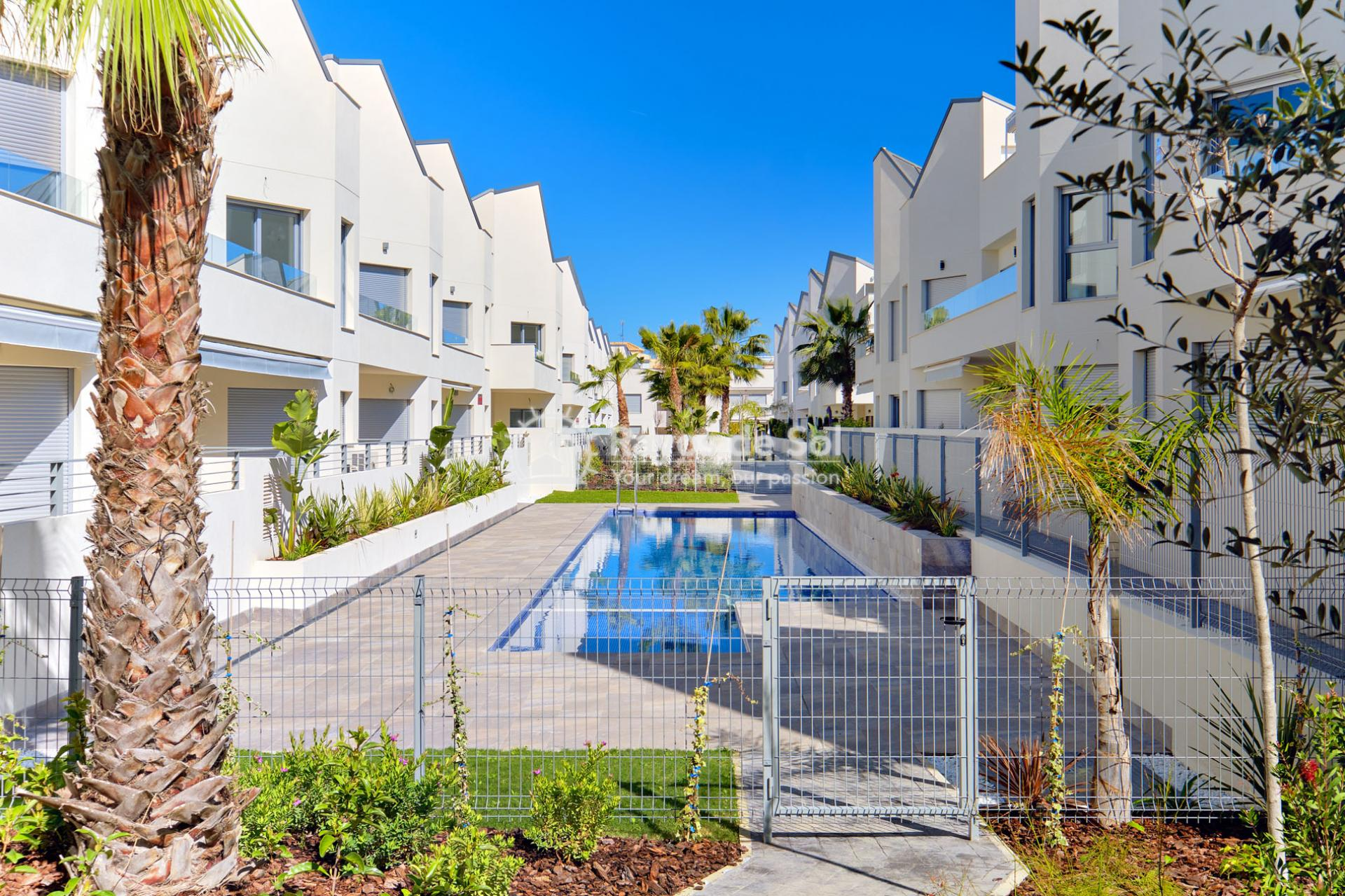 Townhouse  in Torrevieja, Costa Blanca (vamalia2-dpx) - 38