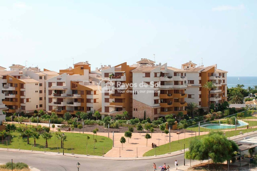 Apartment  in Punta Prima, Orihuela Costa, Costa Blanca (recoleta3-3d) - 1