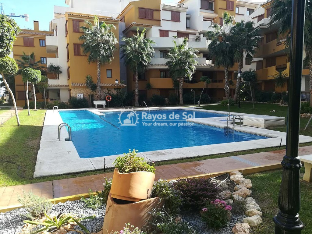 Apartment  in Punta Prima, Orihuela Costa, Costa Blanca (recoleta3-3d) - 27